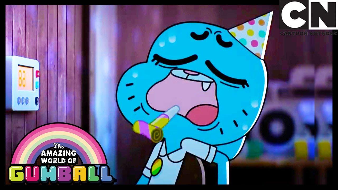 Download O candidato | O Incrível Mundo de Gumball | Cartoon Network 🇧🇷