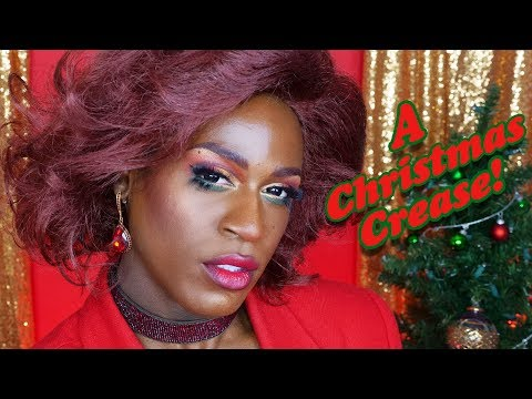 Get Ready With Me: A Christmas Crease (Giveaway Closed) thumbnail