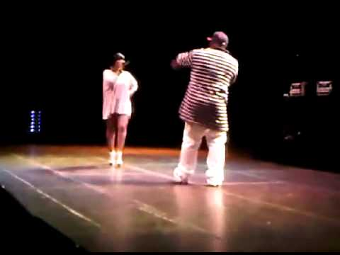 Monifah I MISS YOU feat herb mcgruff live in concert