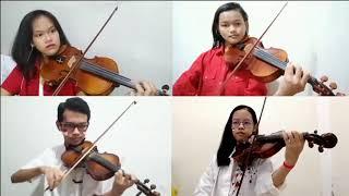 Hari Merdeka (Violin Quartet)