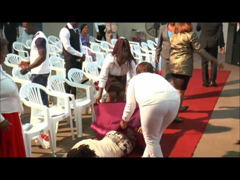 HOLY GHOST SERVICE 09 04 2017