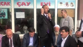 Ak Parti İl Başkanı Mehmet Hanefi Güler Sancak