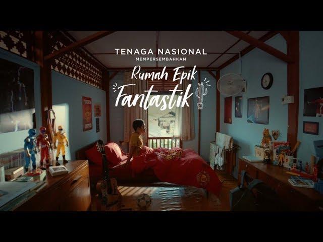 TNB Raya 2018 - Rumah Epik Fantastik #1