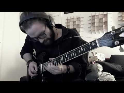 Poles Apart - Guitar Solo Improvisation Pink Floyd