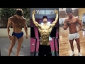 Jeff Seid Vs Jon Skywalker Vs Zac Aynsley - Aesthetic Fitness & Bodybuilding Motivation(2016)