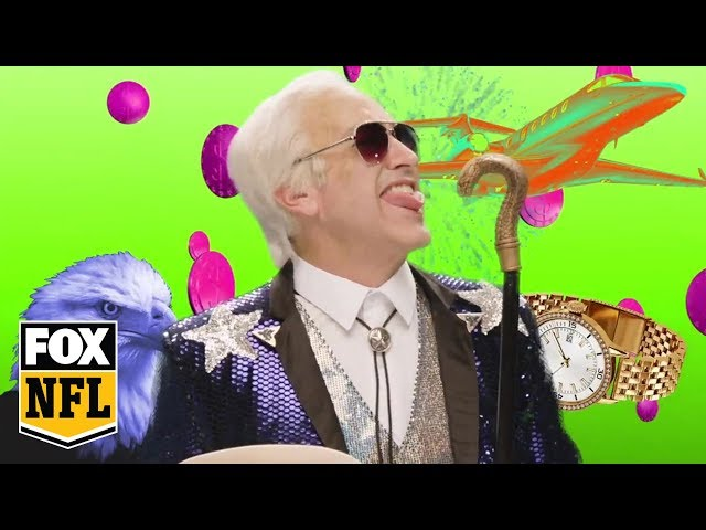 Crazy Jerry's New Year's Eve Party | RIGGLE'S PICKS | FOX NFL
