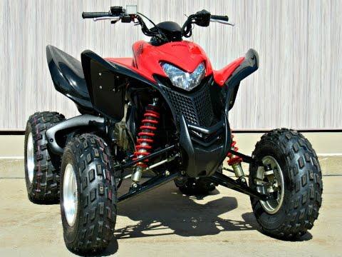 SOLD! 2008 Honda TRX700XX Sport ATV - YouTube
