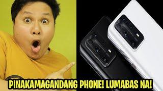 HUAWEI P40 PRO PLUS - PINAKAMAGANDANG PHONE! LUMABAS NA!