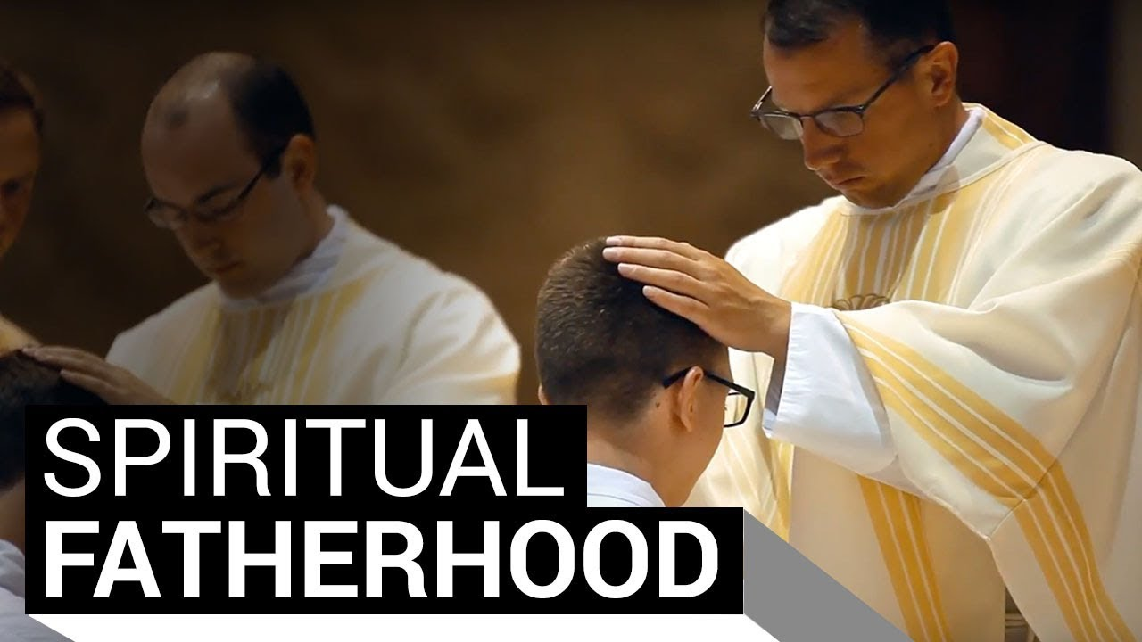 how to become a father catholic