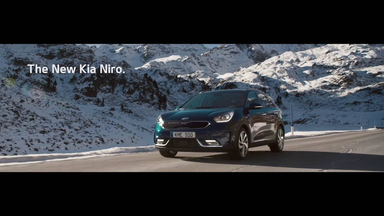 Kia Niro Commercial >> 2017 Kia Niro European Tv Ad 1080p
