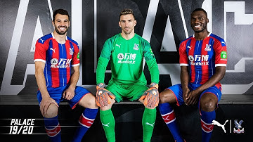 19/20 Home Kit Launch | Crystal Palace