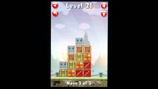 Move the box level 21 London solution(MORE LEVELS, MORE GAMES: http://MOVETHEBOX.GAMESOLUTIONHELP.COM http://GAMESOLUTIONHELP.COM This shows how to solve the puzzle of ..., 2012-03-07T00:45:07.000Z)