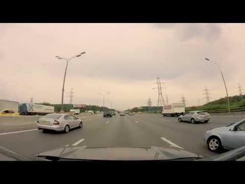 Москва МКАД Горьковское шоссе - Щелковское шоссе