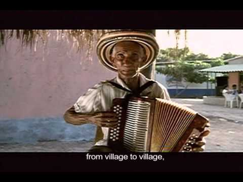Traditional Vallenato music of the Greater Magdalena region