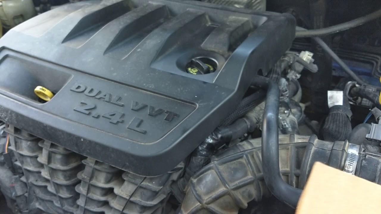 2013 Dodge Avenger Radiator Hose Replacement