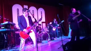 Electric Six - Danger! High Voltage live 10/12/12