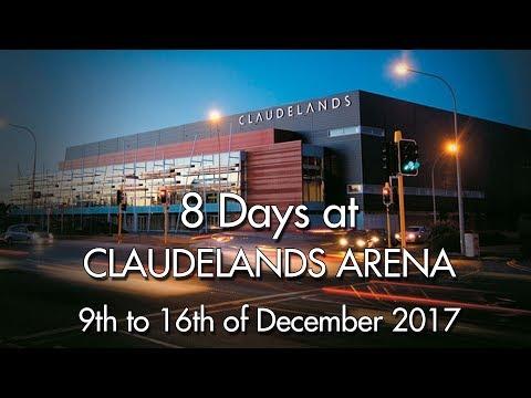 8 Days at Claudelands Arena