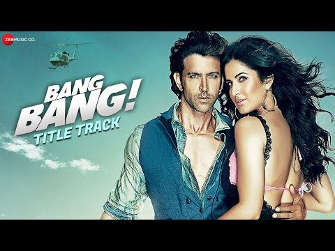 Bang Bang The Song  Bang Bang  Hrithik Roshan & Katrina Kaif  HD