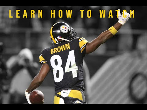 Antonio Brown - Learn How To Watch