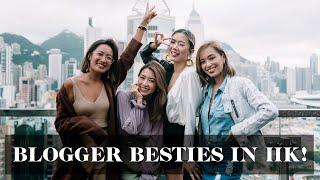 Hong Kong With The Blogger Besties | Laureen Uy