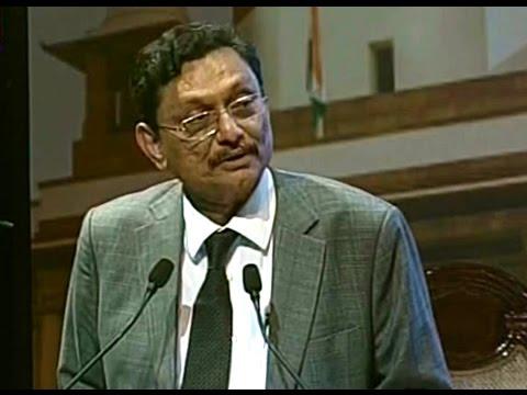 Constitution Day Celebration Full Speech Sharad Arvind Bobde November 26 ,2016