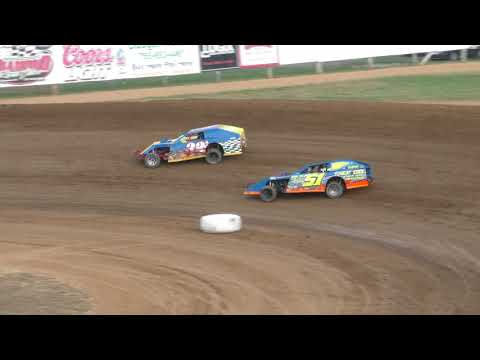 7 28 18 Modifieds Heat #1 Lincoln Park Speedway