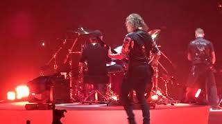 "Metallica ""Intro & Hardwired"" @ AccorHotels Arena Bercy - 08/09/2017"