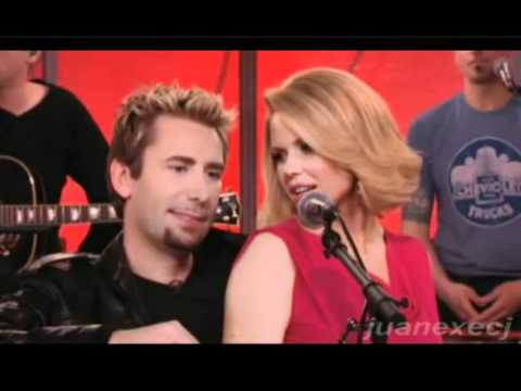 Nickelback -perform- lullaby VH1 2012