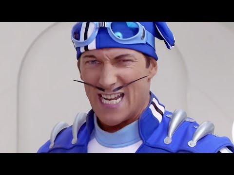 Lazy Town Song | Sportacus sings No One's Lazy In Lazy Town Music Video 💪  Lazy Town Songs
