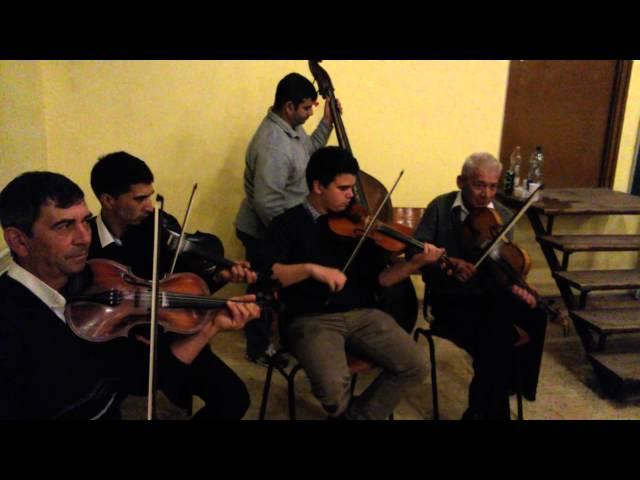 Erdőszombattelki zenekar Karádon 2015.10.23.  1/2