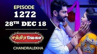 CHANDRALEKHA Serial | Episode 1272 | 28th Dec 2018 | Shwetha | Dhanush | Saregama TVShows Tamil