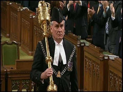 sergeant at arms election speech