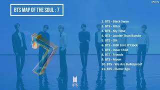 Download BTS (방탄소년단) MAP OF THE SOUL : 7 Piano Full Album 2020