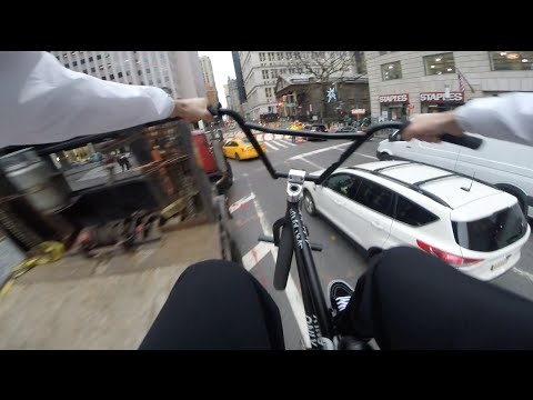 GoPro BMX Bike Riding in NYC 3
