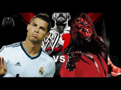Cristiano Ronaldo vs Kane 97-99' | WWE'13 Online | My ...