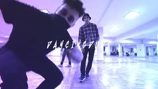 Часть 3 Танцуем под GAZIROVKA - Black (Танцующий Чувак) Танцы в моей кровати