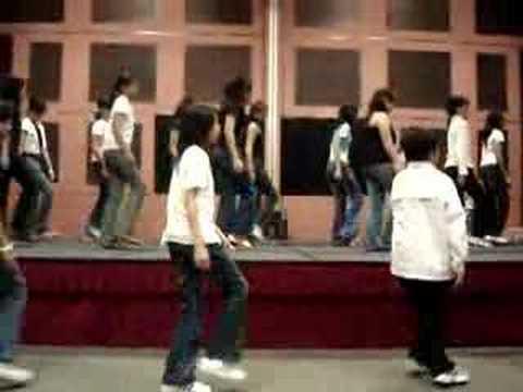 Line dance-Boogie Fever