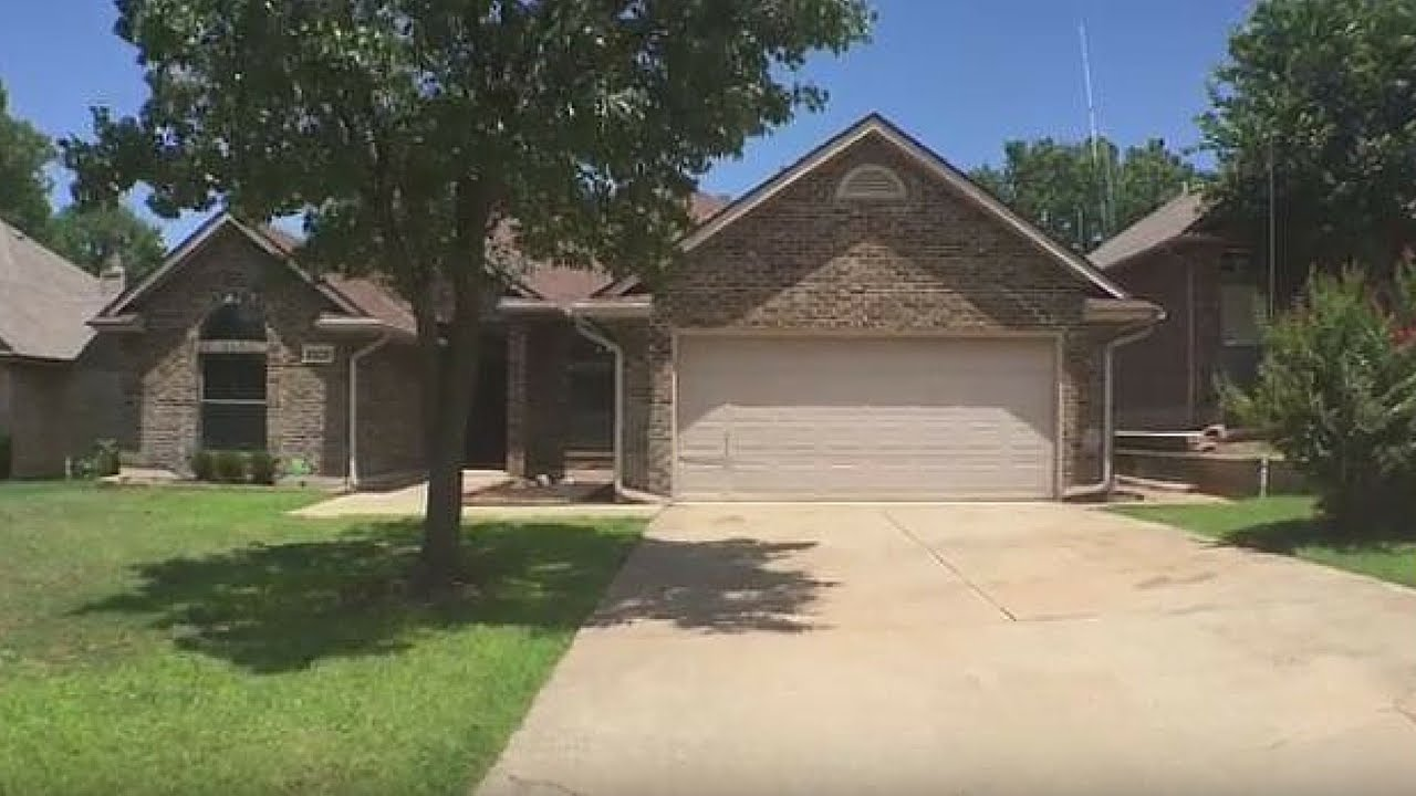 Houses For Rent In Oklahoma City Ok Midwest City House By Property Managers In Oklahoma City Youtube