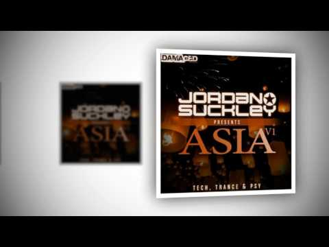 Trance Mix 2017 - Damaged Asia V1 Mixed By Jordan Suckley