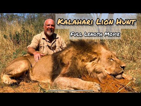 FULL LENGTH 2020 Safari: Hunting Lion with Lew Harris Safaris, just before the corona virus hits