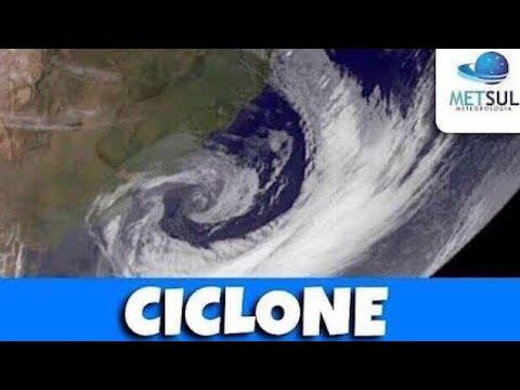 09/09/2021 - Grande ciclone entre Argentina, Uruguai e o Rio Grande do Sul   METSUL