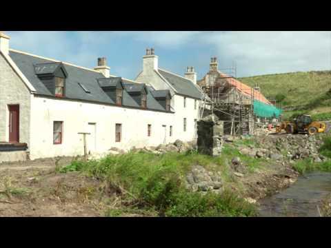 SAQP2016 Award Aberdeenshire Council - Portsoy Conservation Area Regeneration Scheme 2011 -2016