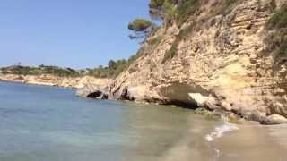 Kefalonia Island, Greece, Trapezaki Beach - Остров Кефалония, Греция, пляж Трапезаки(Kefalonia Island, Greece, Trapezaki Beach - Остров Кефалония, Греция, пляж Трапезаки, http://www.youtube.com/watch?v=SCtUVu9TqKc., 2014-12-22T21:15:46.000Z)
