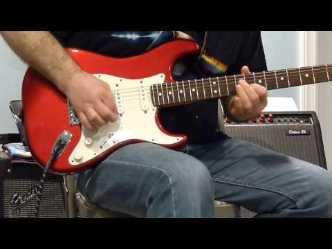 Eric Clapton - Wonderful Tonight - guitar cover