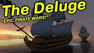 Mount&Blade | BADASS PIRATE SHIP WAR!? | The Deluge Mod