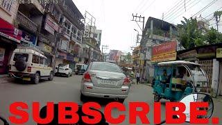 Jalpaiguri Town at Sunday