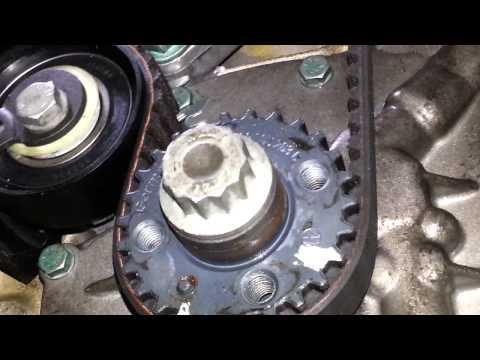 VW Lupo 1.0i - Correia da distribuição / Timing belt