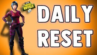 FORTNITE DAILY SKIN RESET - BRILLIANT STRIKER - Fortnite Battle Royale New Items in Item Shop