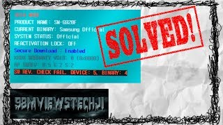 Fix Sw Rev Check Fail - Bikeriverside