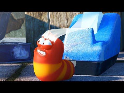 ЛАРВА | ПРОБЛЕМА СЕЛЛОТА Мультфильмы для детей | Wildbrain